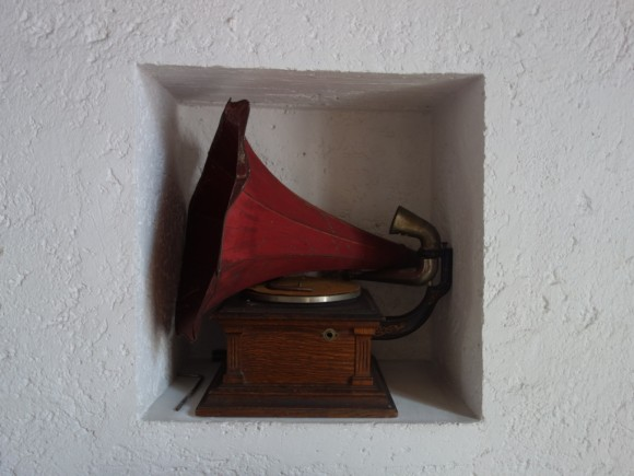 Studio Walter, La maison au gramophone 1, 2016, Mexico