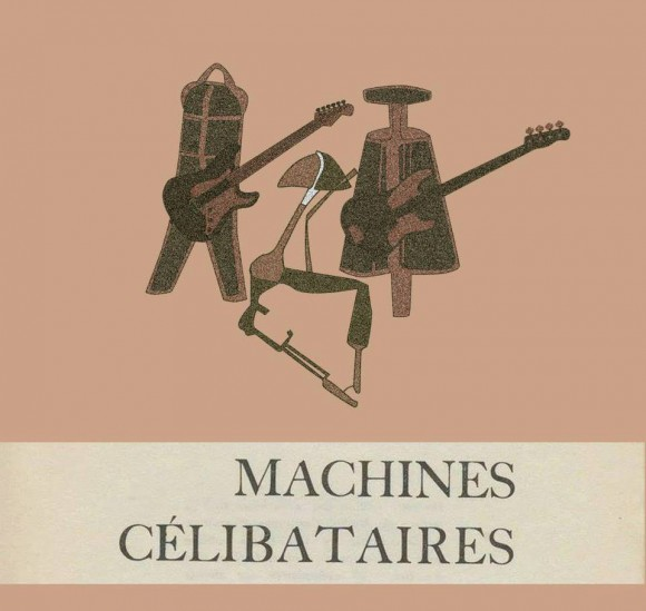 Machines Celibataires - groupe