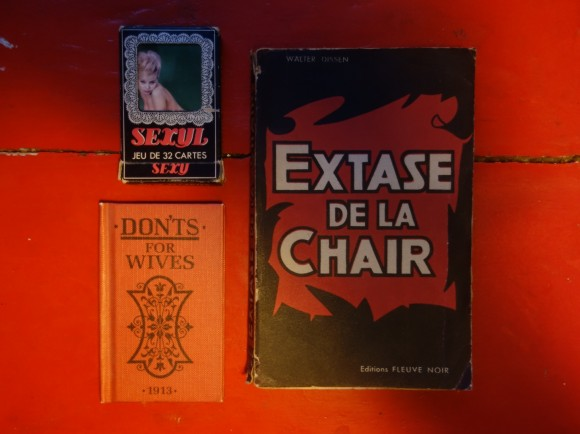 Extase de la chair