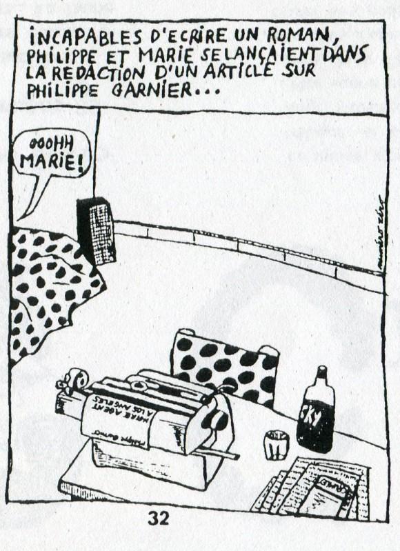 Numero Zero - Philippe Garnier