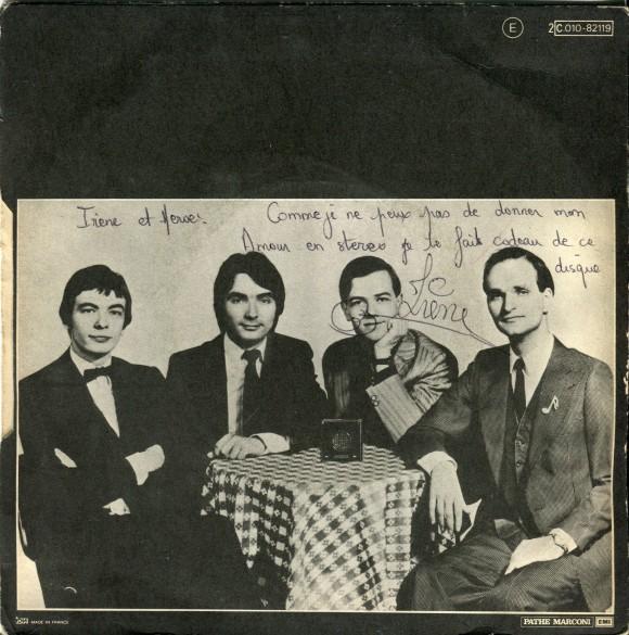 Studio Walter - Irene, Herve et Kraftwerk