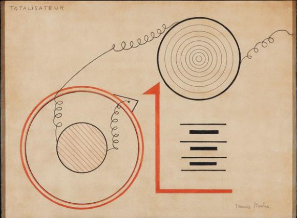 Francis Picabia - Totalisateur