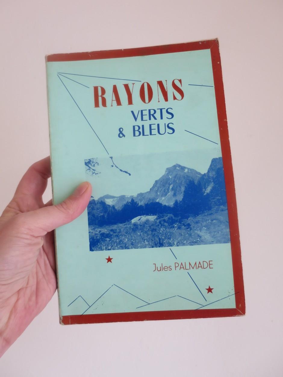 Studio Walter - Rayons verts et bleus
