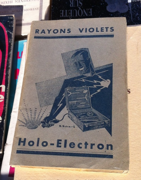 Rayons violets
