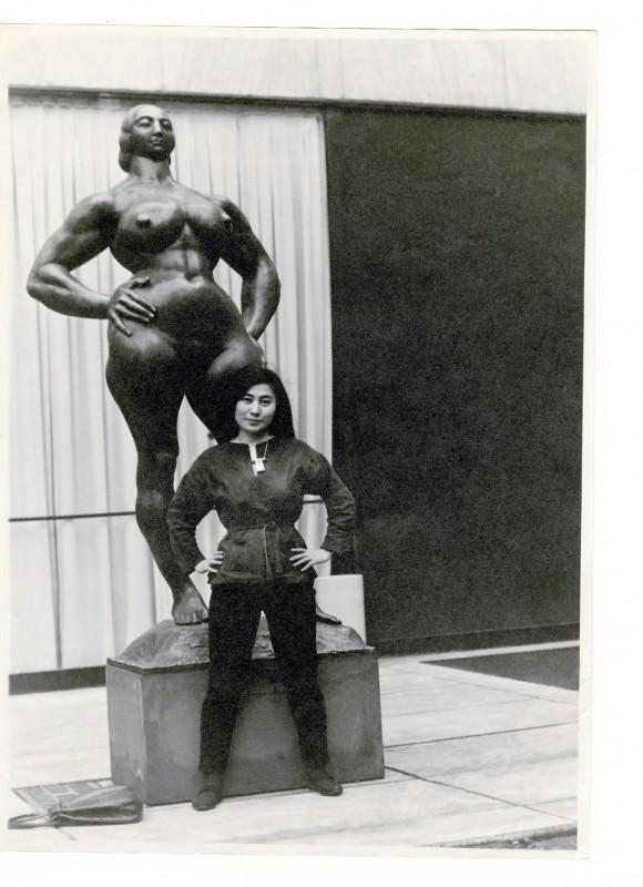 Yoko Ono 1960-1961