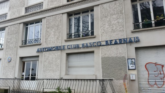 Automobile club basco bearnais
