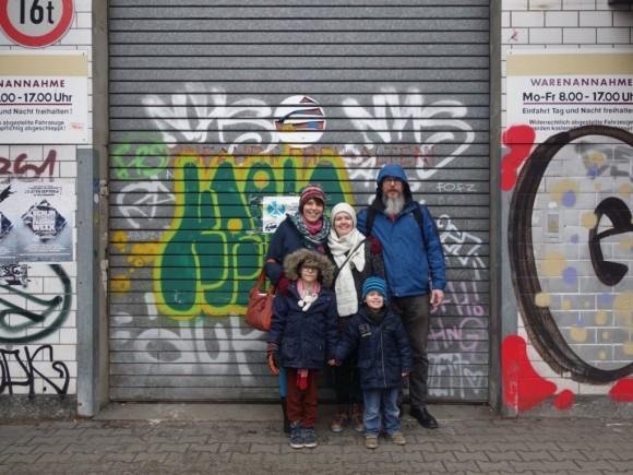 Studio Walter – Retour a Berlin, 2016
