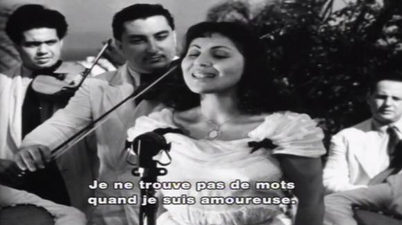 Je ne trouve pas de mots quand je suis amoureuse – Les croonersde la Casbah 12'56